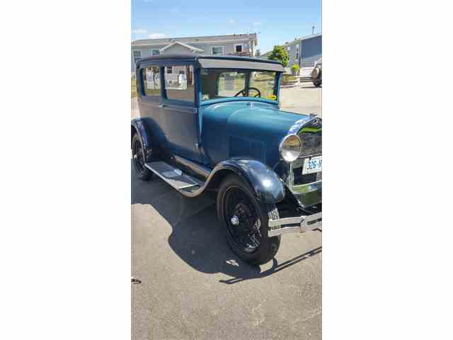 1928 Ford Model A | 983512