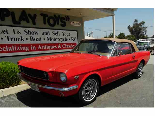 1965 Ford Mustang | 983514