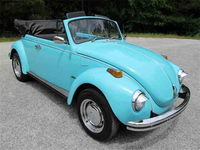 1972 Volkswagen Beetle | 983518