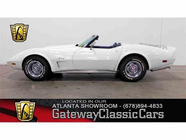 1974 Chevrolet Corvette | 980352