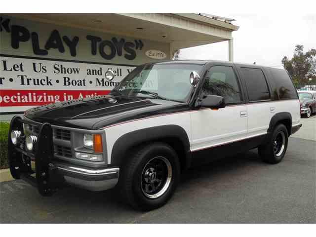 1999 Chevrolet Tahoe | 983522