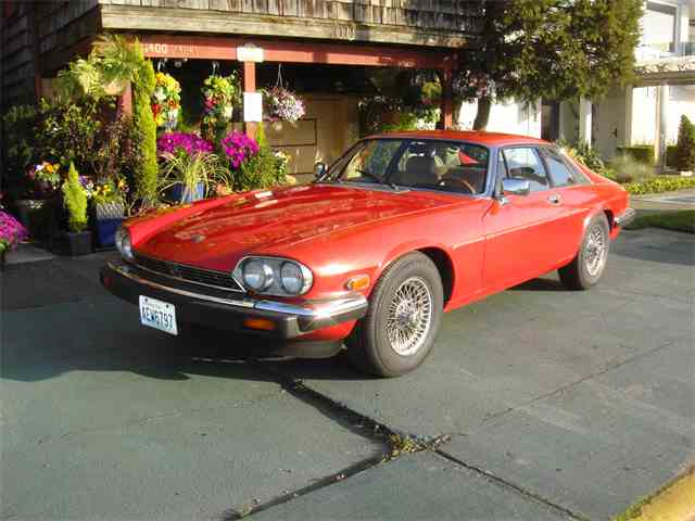 1985 Jaguar XJS | 983527