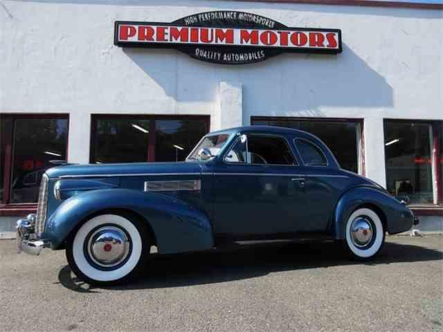 1939 Cadillac LaSalle | 983528