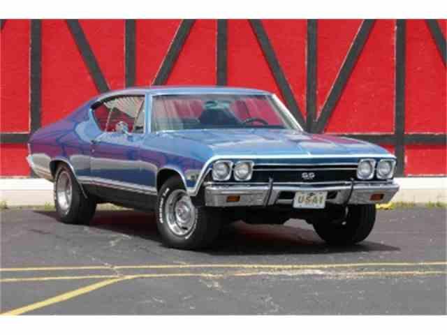 1968 Chevrolet Chevelle | 983531