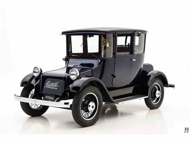 1931 Detroit Electric Model 97 | 980354