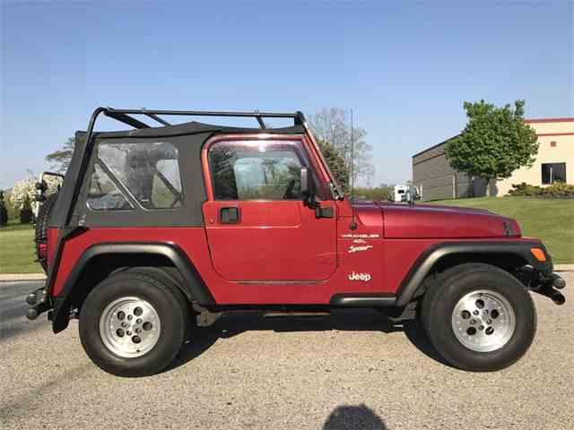 1999 Jeep Wrangler | 983542