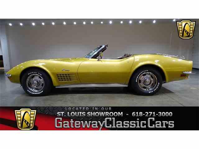 1972 Chevrolet Corvette | 983546