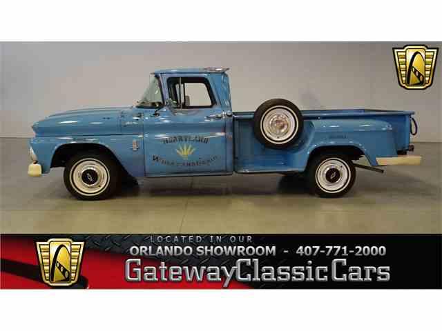 1963 Chevrolet C/K 10 | 983547