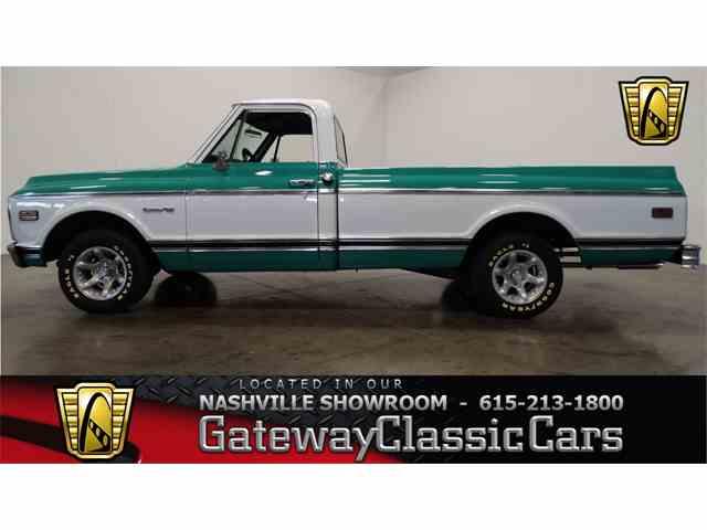 1971 Chevrolet C/K 10 | 983548