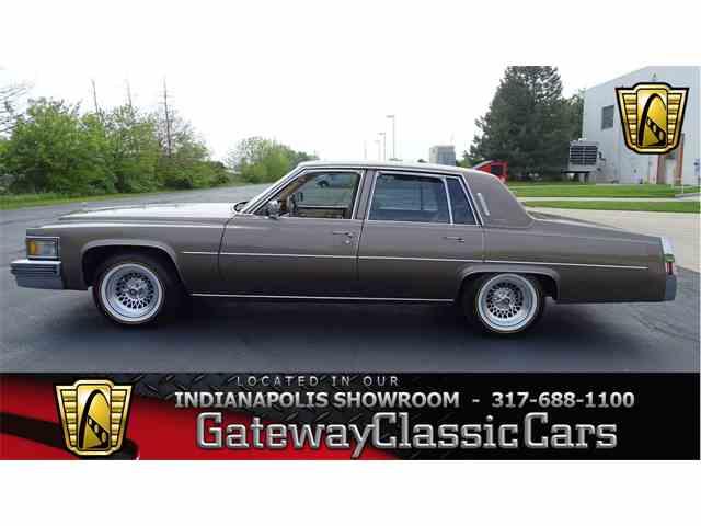 1978 Cadillac Sedan DeVille | 983550