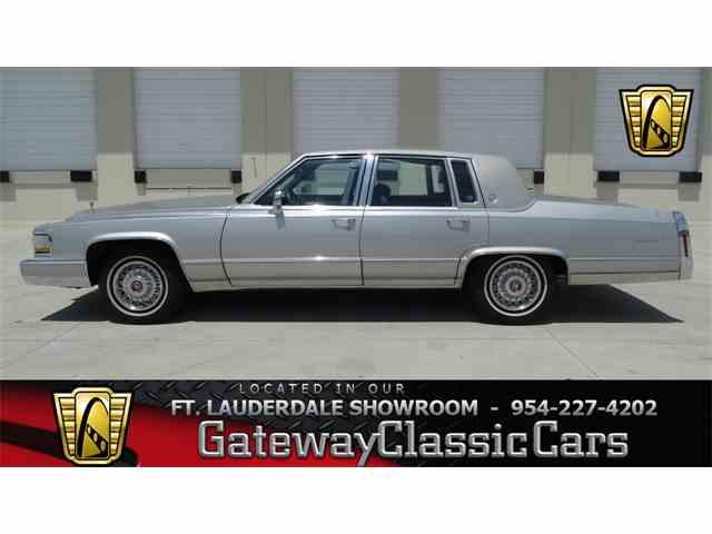 1990 Cadillac Brougham | 983551