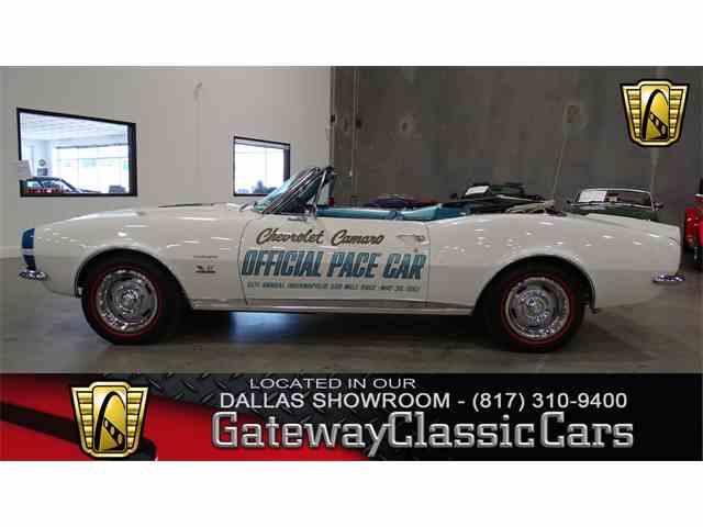 1967 Chevrolet Camaro | 983554