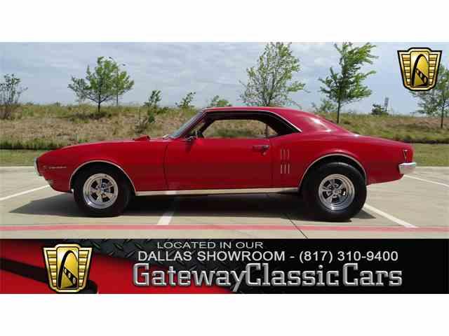 1968 Pontiac Firebird | 983555