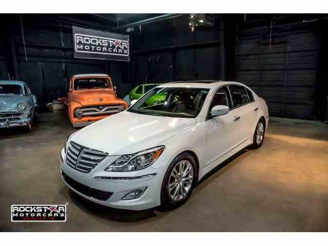 2013 Hyundai Genesis | 983568
