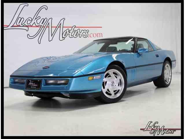 1989 Chevrolet Corvette | 983570