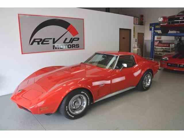 1973 Chevrolet Corvette | 983578
