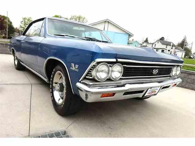 1966 Chevrolet Chevelle | 983580