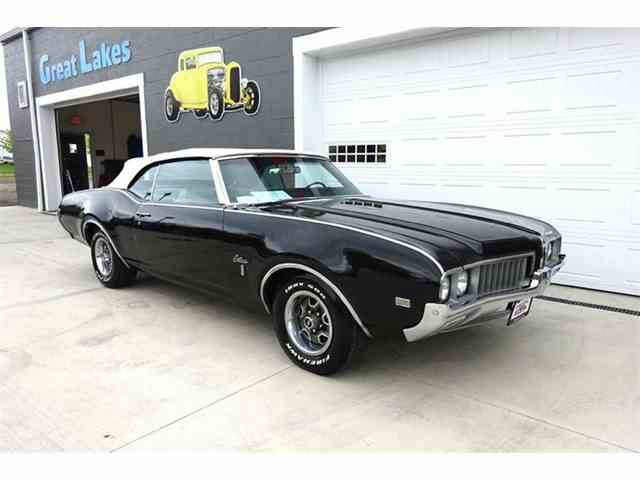 1969 Oldsmobile Cutlass Supreme | 983581