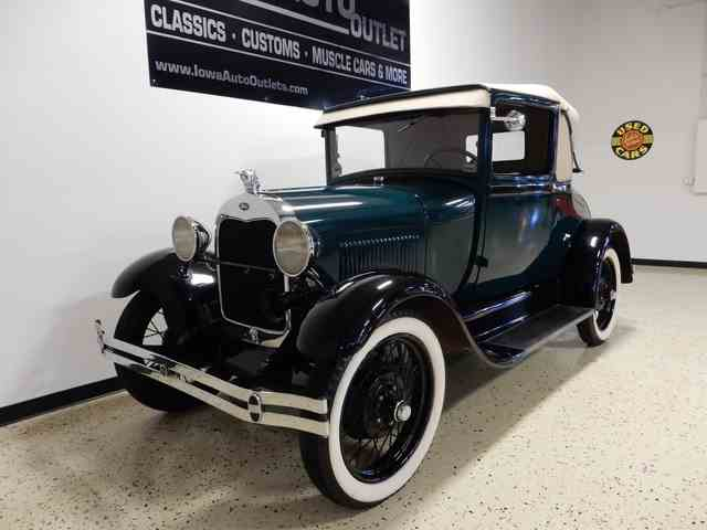 1929 Ford Model A | 983582