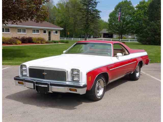 1977 Chevrolet El Camino | 983585