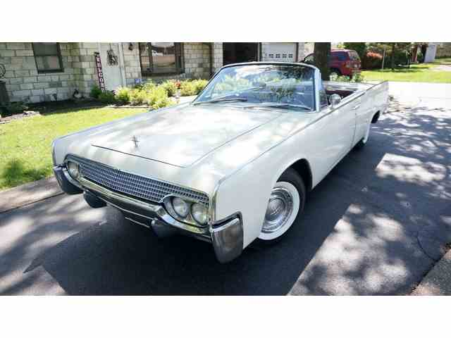1961 Lincoln Continental | 983592