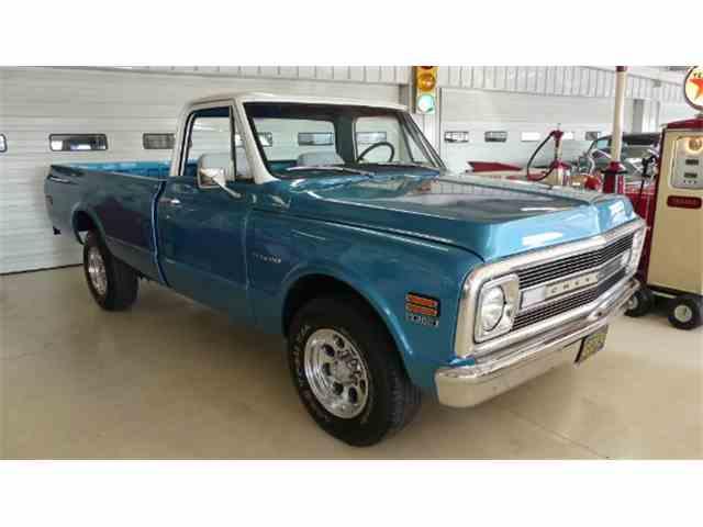 1972 Chevrolet C/K 20 | 983598