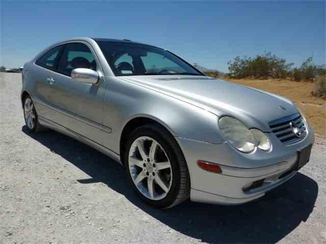 2004 Mercedes-Benz C-Class | 983599
