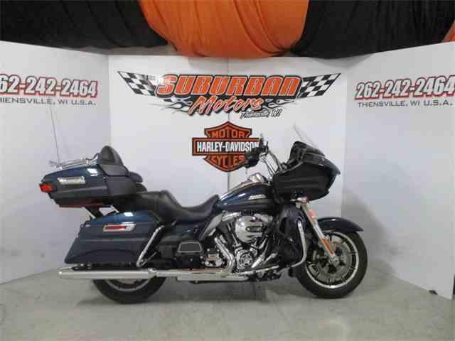 2016 Harley-Davidson® FLTRU - Road Glide® Ultra | 980360