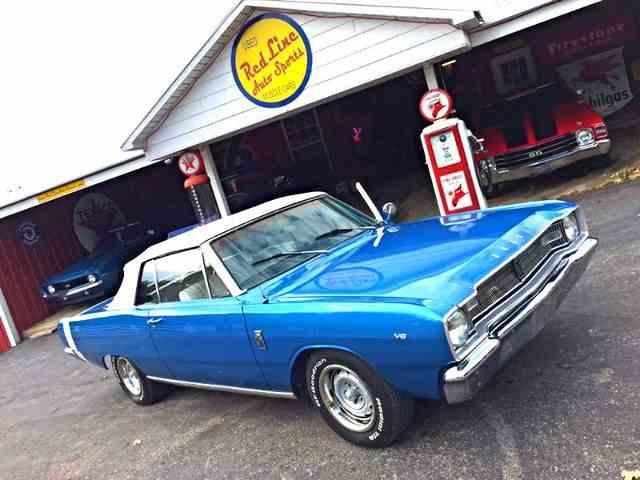 1967 Dodge Dart GT | 983603