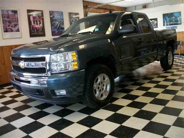 2009 Chevrolet Silverado | 983609