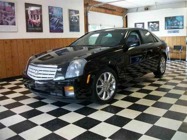 2007 Cadillac CTS | 983611