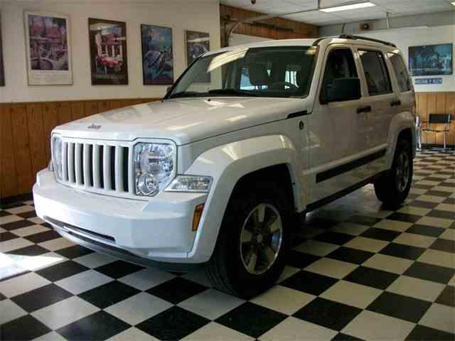 2008 Jeep Liberty | 983613