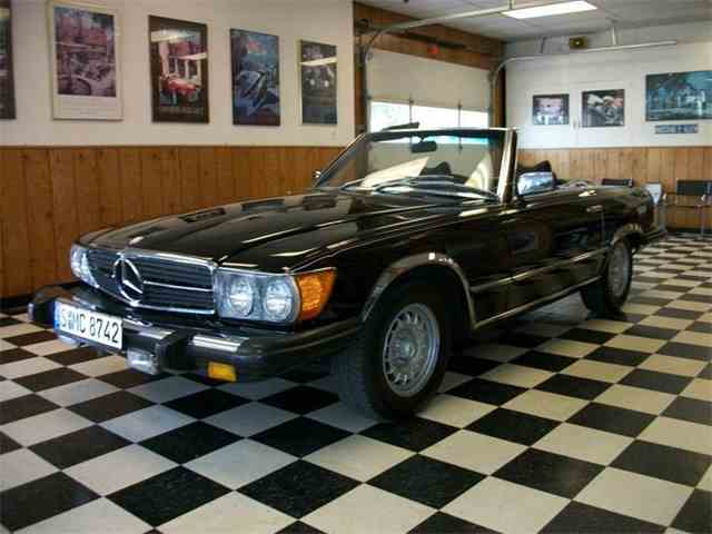 Picture of '79 450SL - L2YP