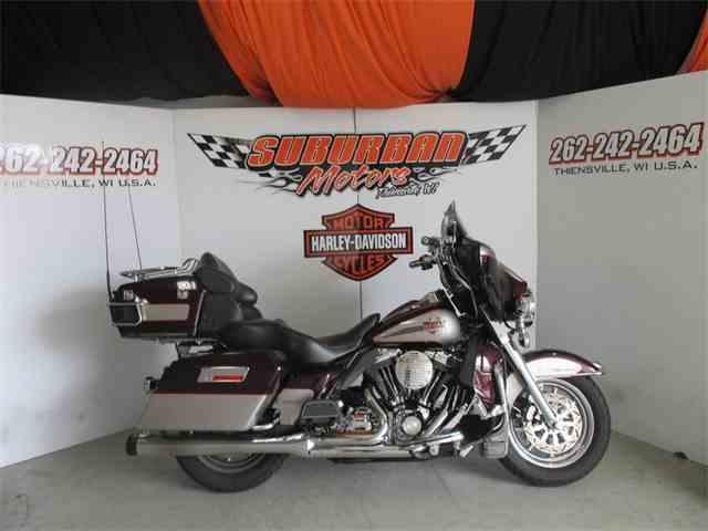 2007 Harley-Davidson® FLHTCU - Electra Glide® Ultra Classic | 980362