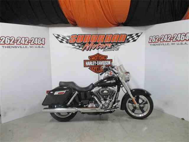 2016 Harley-Davidson® FLD - Dyna® Switchback™   980363