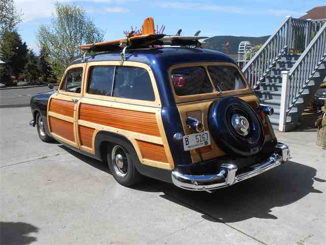1951 Ford Station Wagon Woody | 983630
