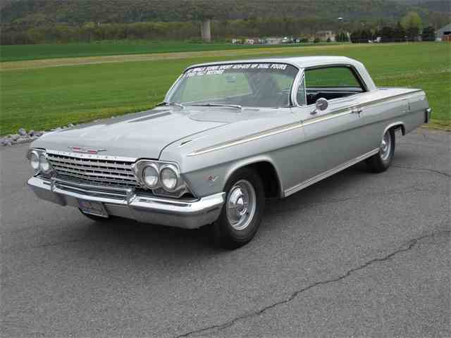 1962 Chevrolet Impala SS 409 Coupe | 983631