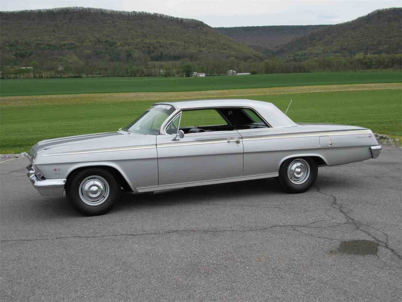All Chevy 1962 chevy 409 for sale : 1962 Chevrolet Impala SS 409 Coupe for Sale | ClassicCars.com | CC ...