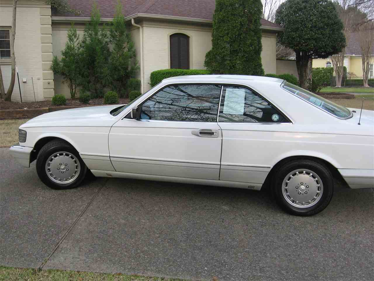 1989 mercedes benz 560sec for sale cc for Memphis mercedes benz
