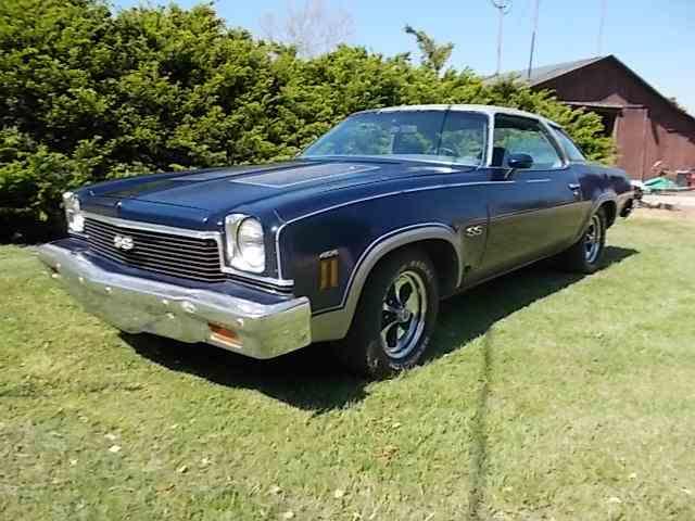 1973 Chevrolet Chevelle SS | 983641