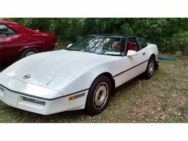1984 Chevrolet Corvette | 983644