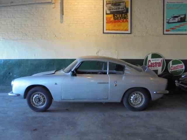 1960 Fiat Abarth Zagato | 983654