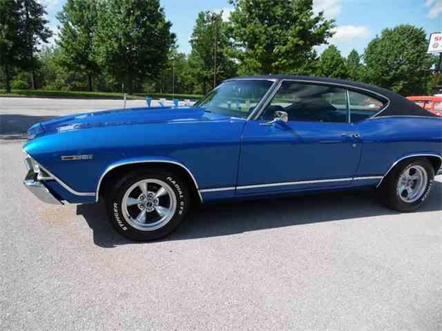 1969 Chevrolet Malibu | 983658