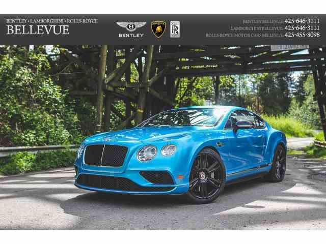 2017 Bentley Continental | 983661