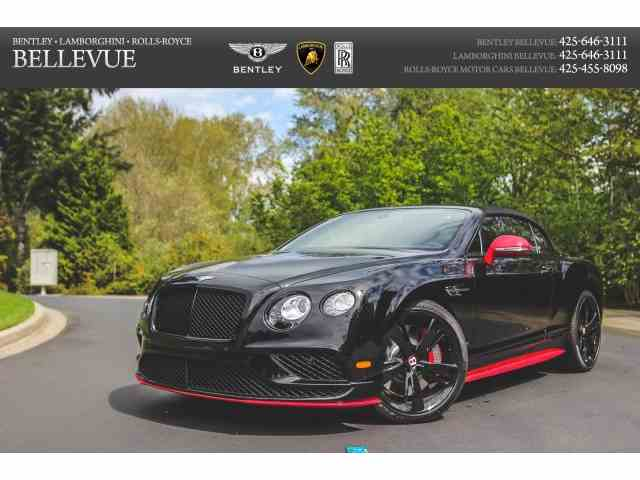 2017 Bentley Continental | 983662