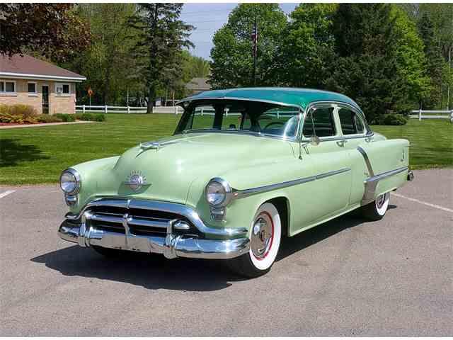 1952 Oldsmobile 98   983669