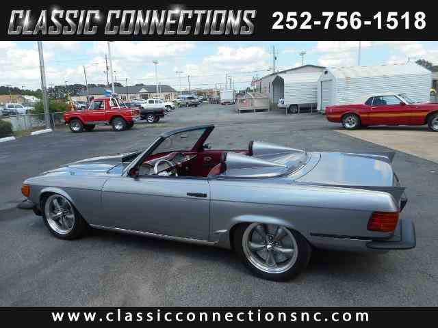 1981 Mercedes-Benz 380SL | 983673