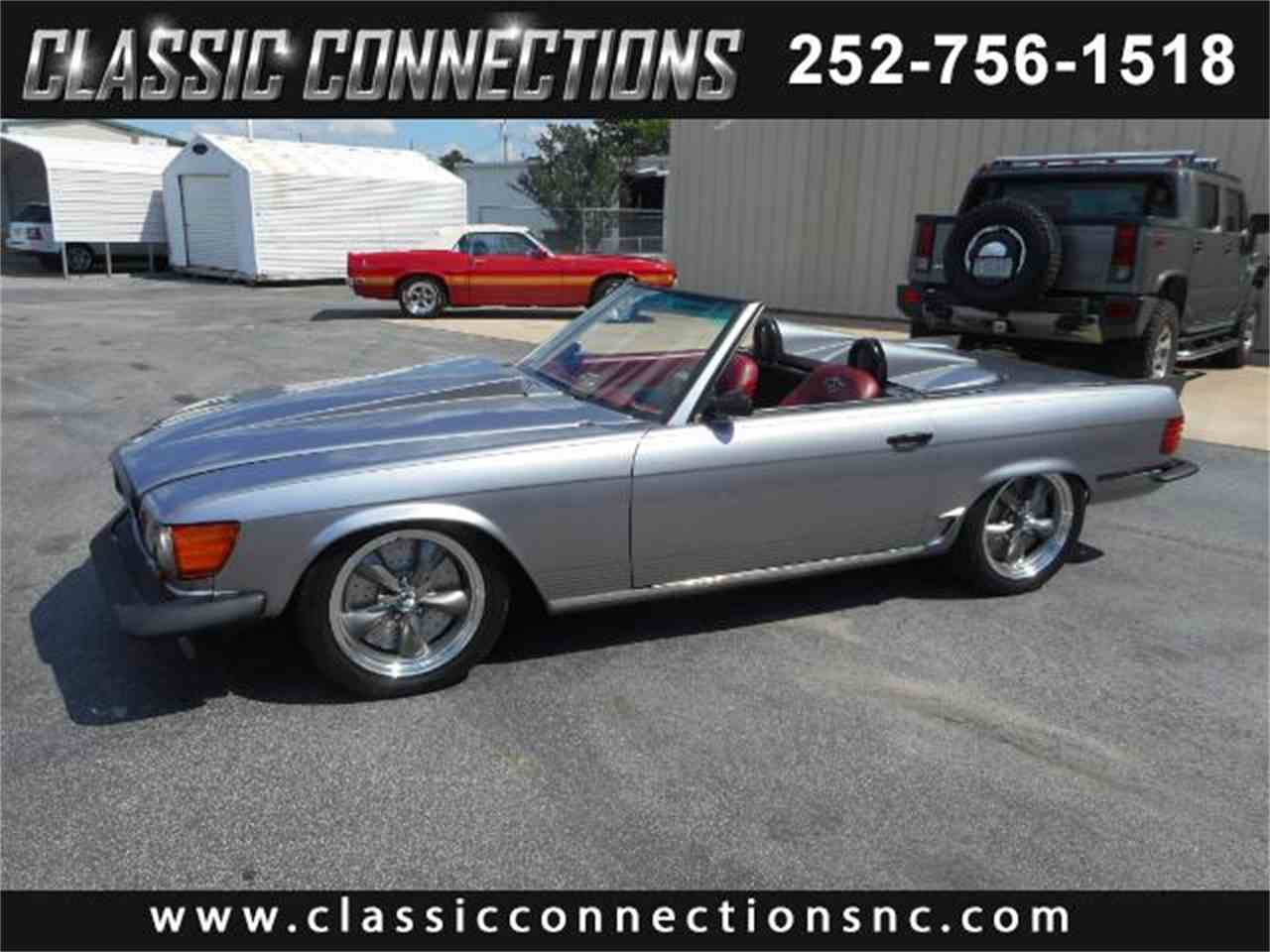 1981 mercedes benz 380sl for sale cc for Mercedes benz customer service email address