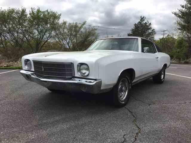 1970 Chevrolet Monte Carlo | 983674