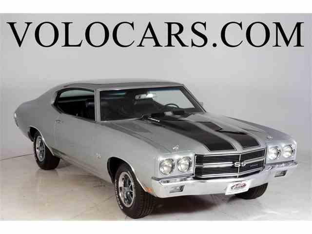 1970 Chevrolet Chevelle SS 454 L-S6 | 983678